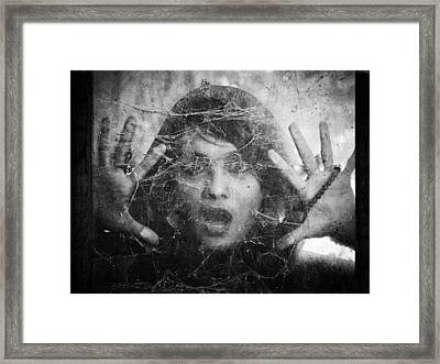 Fear! Framed Print