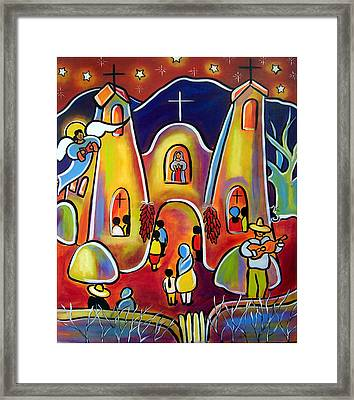 Feast Day Celebration Framed Print