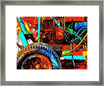 Feb 2016 46 Framed Print