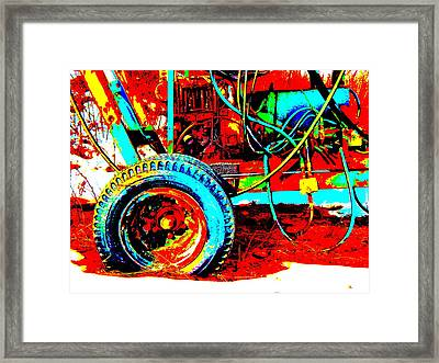 Feb 2016 47 Framed Print