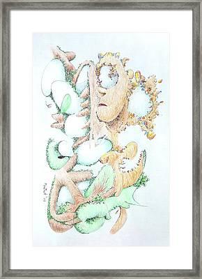 Fecundity Framed Print