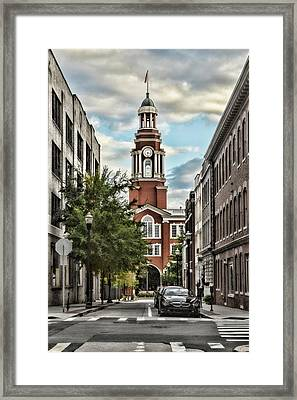 Federal Courthouse Knoxville Framed Print