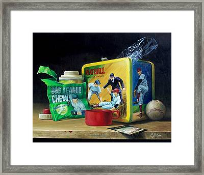 Feed The Dream Framed Print by Craig Shillam