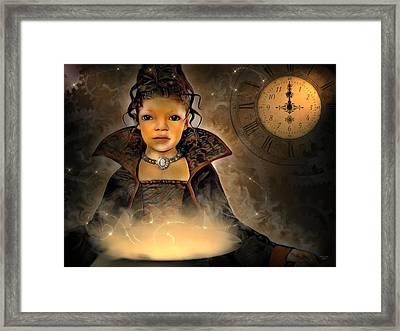 Feel The Magic Framed Print