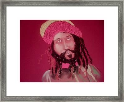 Feeling Irie Framed Print