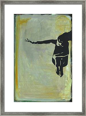 Feeling Unsimplified No. 1 Framed Print by Revere La Noue