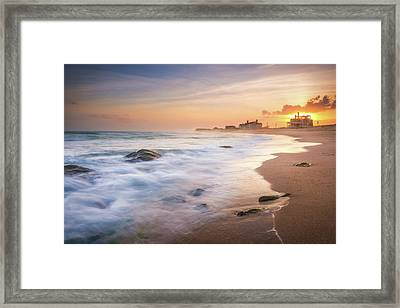 Feels Like Home Framed Print