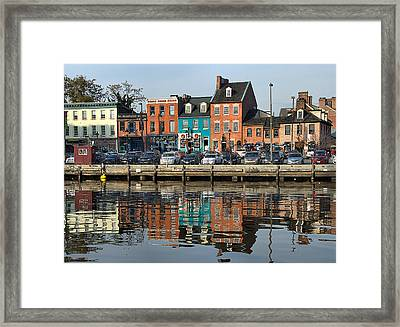 Fells Point 1 Framed Print