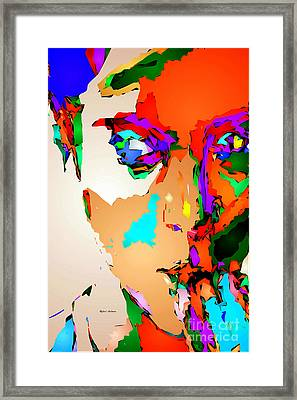 Female Tribute IIi Framed Print