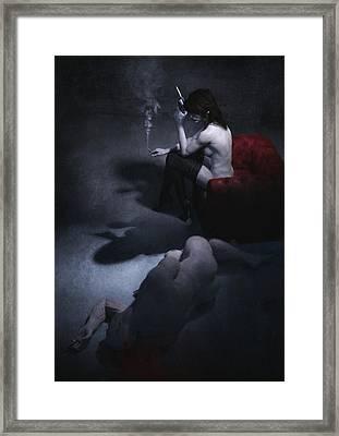 Femme Fatale Framed Print
