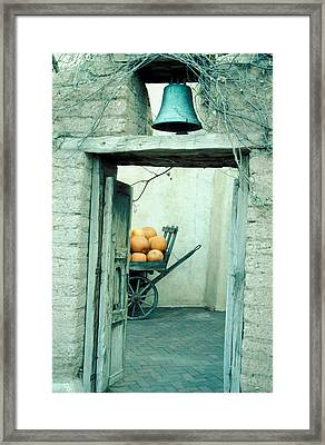 Framed Print featuring the photograph Fenn Gallery by Carol Kinkead
