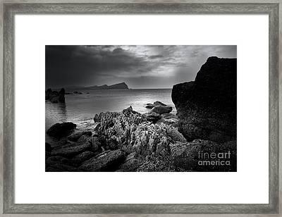 Feohanagh, Dingle, Ireland Framed Print