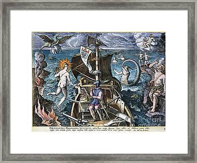 Ferdinand Magellan Framed Print