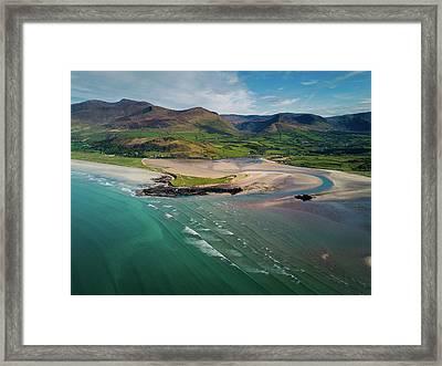 Fermoyle Strand Framed Print