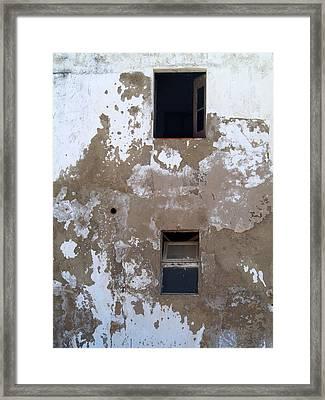 Ferragudo Window Framed Print