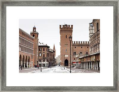 Ferrara Framed Print by Andre Goncalves