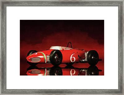 Ferrari 156 Framed Print
