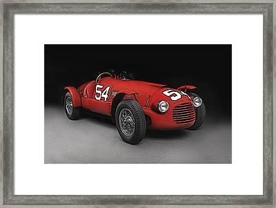 Ferrari 166 036  Framed Print
