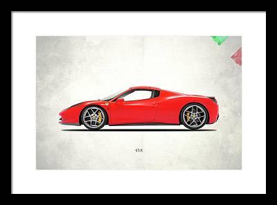 Italia Framed Prints