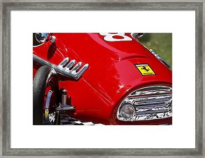 Ferrari F2 Framed Print