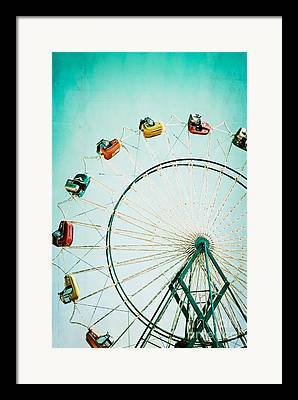 Wheel Photographs Framed Prints