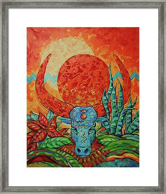 Fertility Framed Print by Patrick Stickney