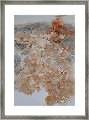 Festering  No02 Framed Print by Gongwei