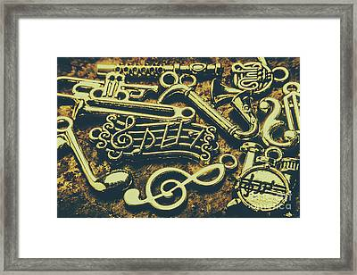 Festival Of Song Framed Print