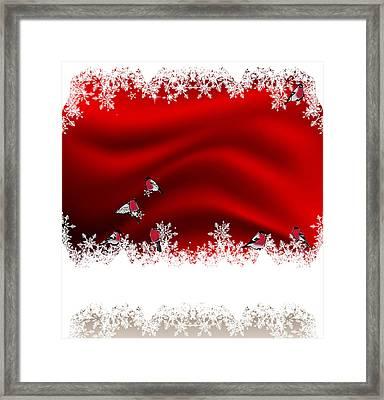 Festive Background 1 Framed Print by Irina Effa