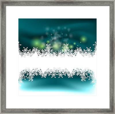 Festive Background 13 Framed Print by Irina Effa