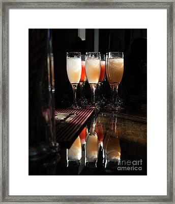 Festivity.. Framed Print by Nina Stavlund
