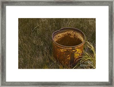 Fetch Me The Buttermilk Framed Print by Jennifer Apffel