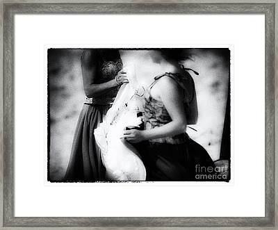 Fete-soulac-1900_05 Framed Print