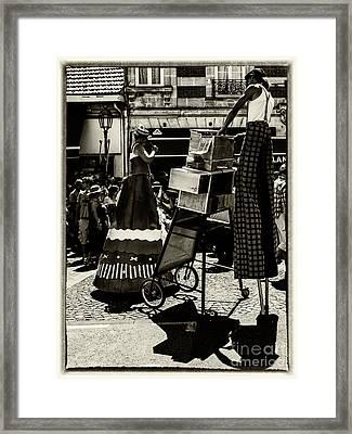 Fete-soulac-1900_18 Framed Print