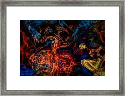 Feverish Framed Print by John M Bailey