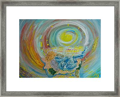Fictional Universe Framed Print