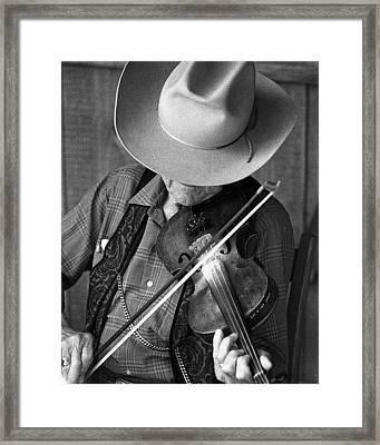 Fiddler #1 Framed Print