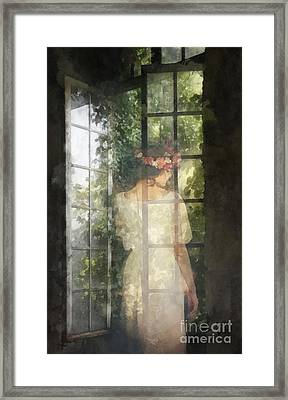 Fidelity Framed Print by Mo T