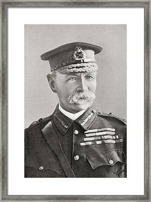 Field Marshal Frederick Sleigh Roberts Framed Print by Vintage Design Pics