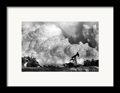 Clouds Framed Prints