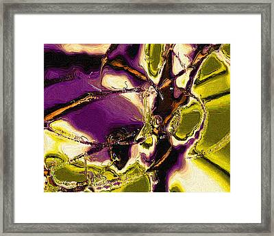 Fields Of Athenry Framed Print by Charmaine Zoe