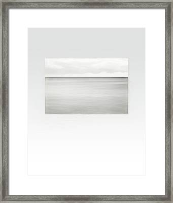 Fierce Calm Framed Print by Scott Norris