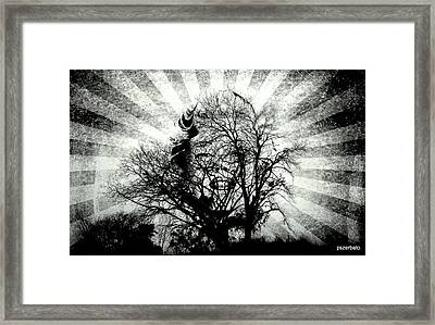 Fifty Cents For Your Soul Framed Print