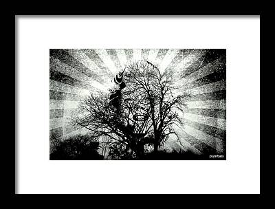 Artificiality Framed Prints