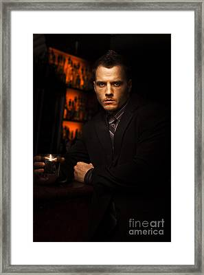 Fight Club Framed Print by Jorgo Photography - Wall Art Gallery
