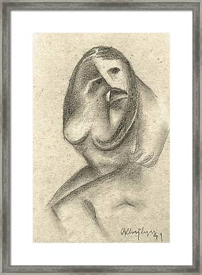 Figure 213 Framed Print by Taylan Apukovska