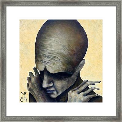 Figure Six Framed Print