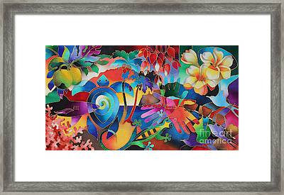 Fiji Memories Framed Print