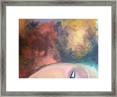 Fille Foret 5 Framed Print