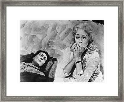 Film: Baby Jane, 1962 Framed Print by Granger